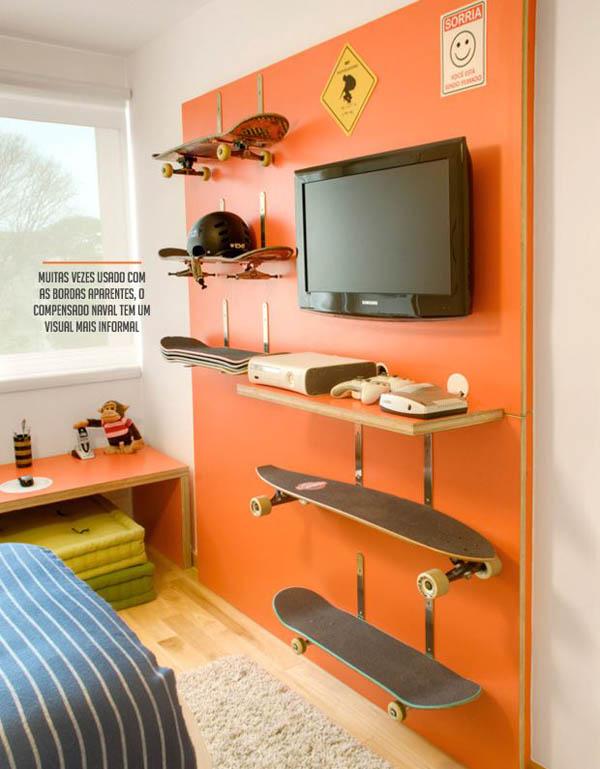 4 opciones para poner el televisor en tu dormitorio depto51 blog depto51 blog - Mueble tv habitacion ...