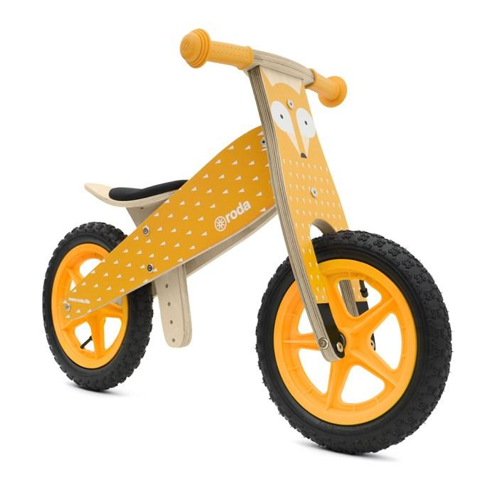 Mira las nuevas bicicletas de madera Roda