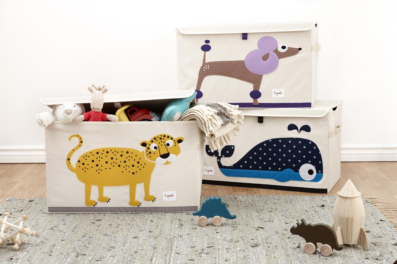 Organiza los juguetes de tus niños con 3 Sprouts