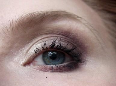 März 2013 -Winter Bridal Makeup