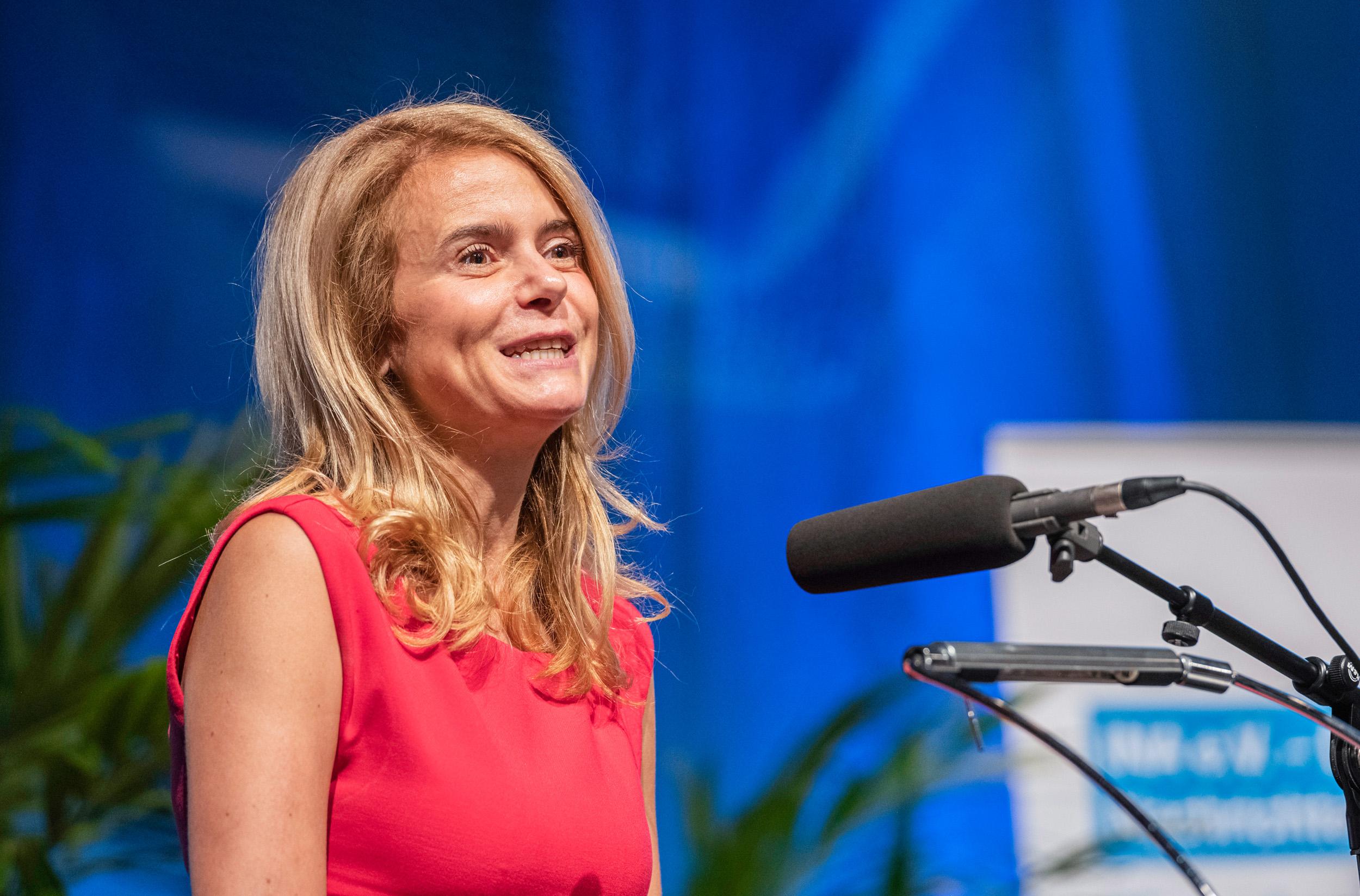 Verleihung des Günther Wallraff Preises für Journalismuskritik 2019