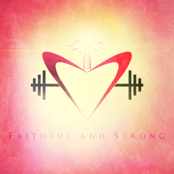 Faithful and Strong Cover by Vexx3