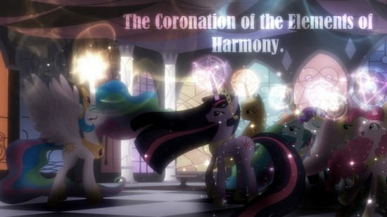 The Coronation of the Elements of Harmony (Song) by Windskyed