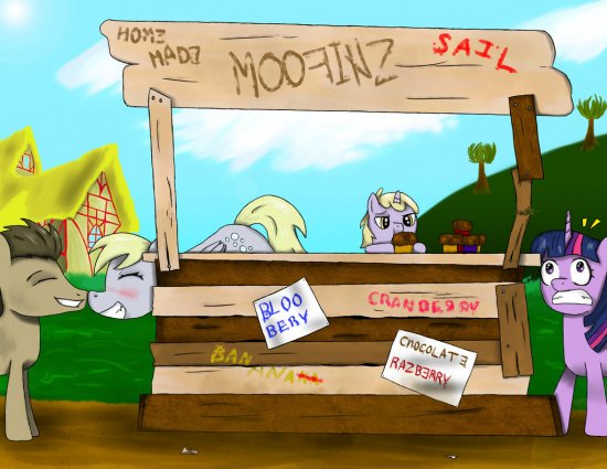 Moofinz for sailby ~MLJ-Lucarias