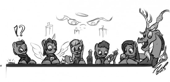 [LPU LS] The Writer's Room Panel by AssasinMonkey