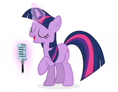 Twilight singing by Rookiecp