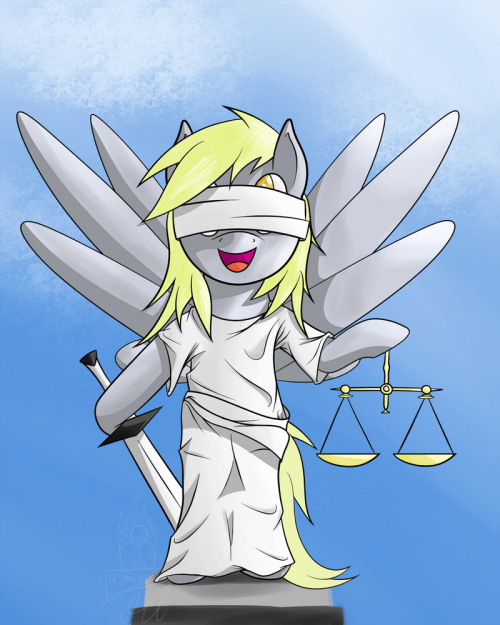 ATG3: Day 23 - Mare Justice by ~TheImmolatedPoet
