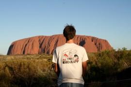 Bidart à Uluru