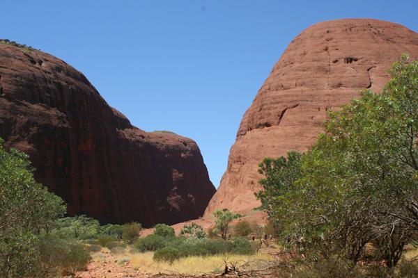 Monts Olga Uluru