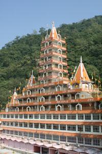 Temple à Rishikesh