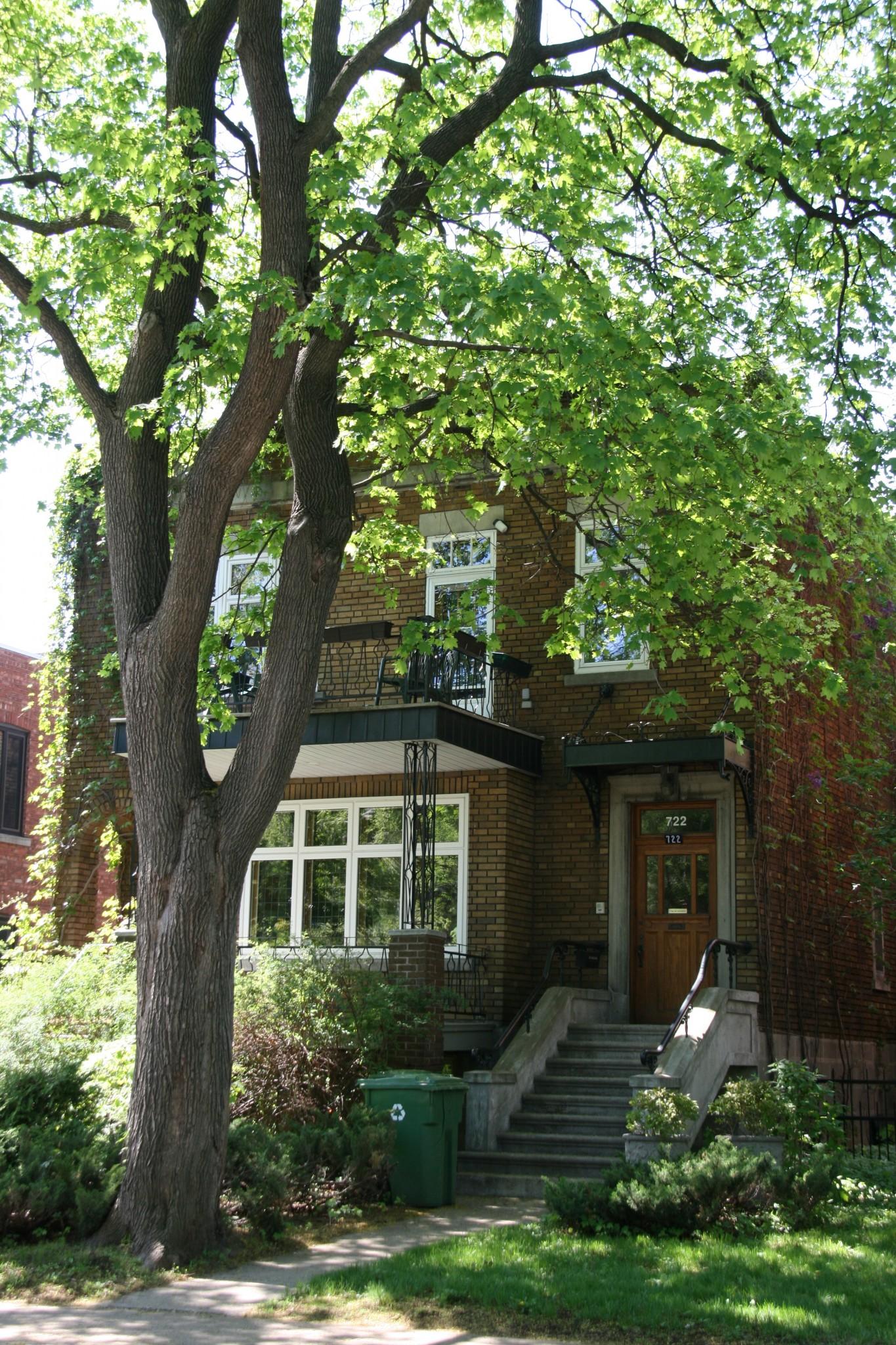 mon logement à Montréal