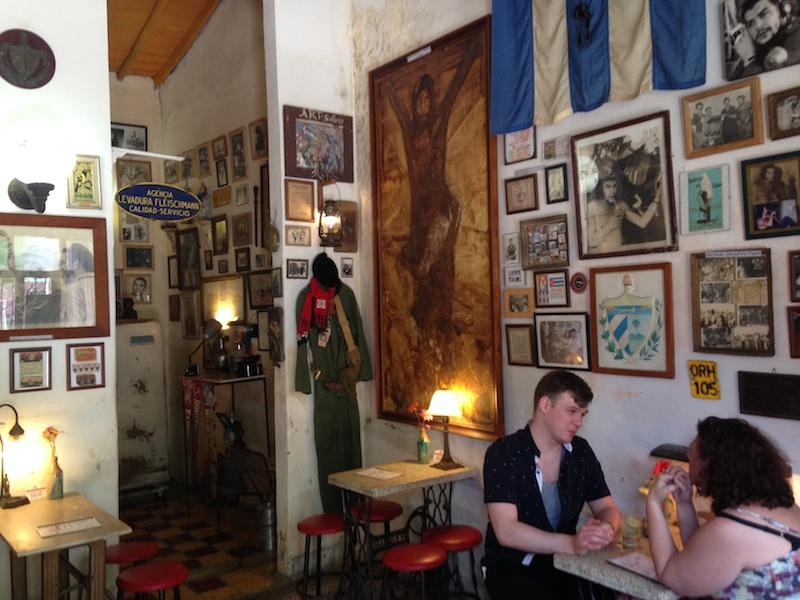 Café Musée de la revolucion