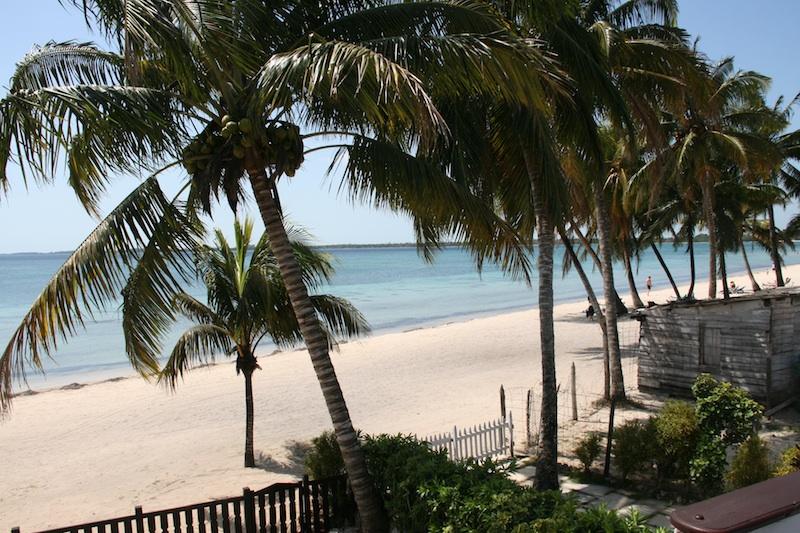 Depuis mon balcon de Playa Larga