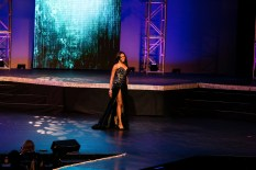 Walking in my evening gown we an unforgettable experience. I felt just like royalty...