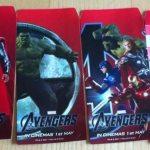 Avengers-Mercadotecnia