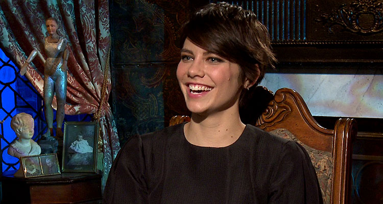 THE BOY Interview with Lauren Cohan