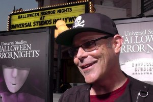 Horror Nights 2016 Creative Director