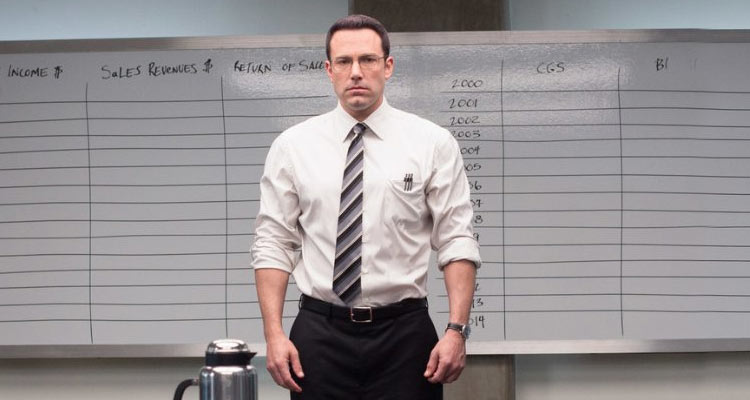 Ben Affleck and More Talk THE ACCOUNTANT
