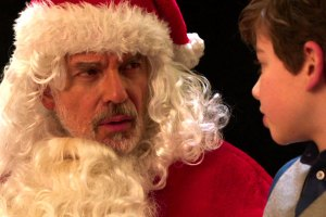 Exclusive BAD SANTA 2 Clip