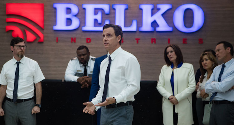 THE BELKO EXPERIMENT Interviews