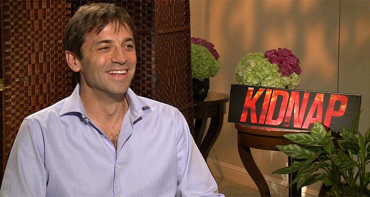 Entrevista a Luis Prieto Director de KIDNAP