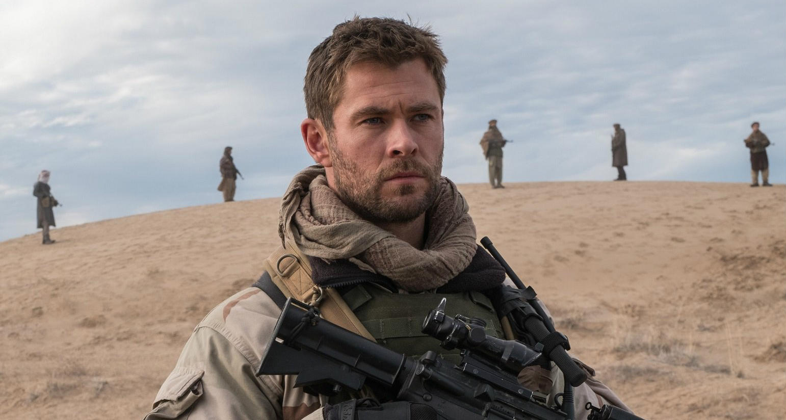 Chris Hemsworth Talks 12 STRONG