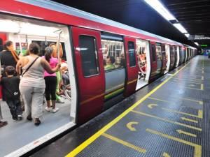Metro de Caracas y Los Teques