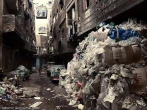 ciudad basura