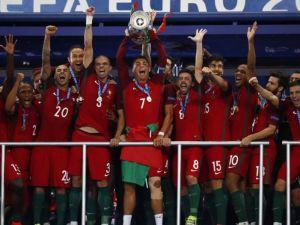 Portugal campeón de la Eurocopa