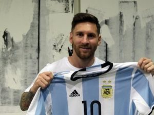 Messi vuelve a la selección