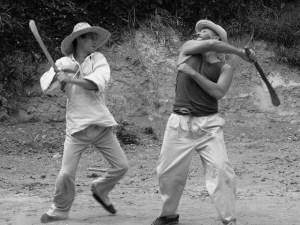 garrote-y-en-capoeira