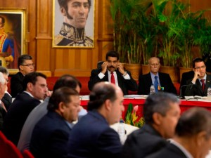 dialogo-venezuela-gobierno-oposicion