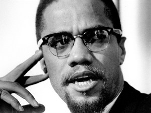 Image: FILE - 50 Years Since The Assassination Of Malcolm X