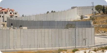 muro israel - palestina