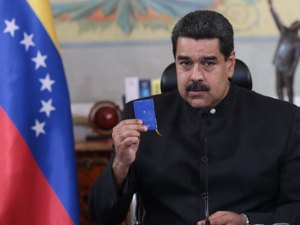 Maduro Consejo de Defensa de la nacion