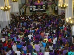 misa del Nazareno