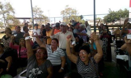 Unidad Educativa Fe y Alegría, parroquia Francisco Eugenio Bustamante, estado Zulia.