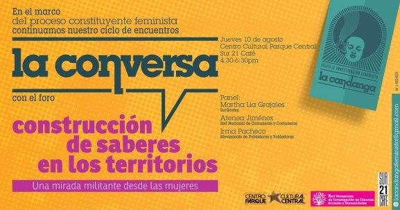 La-conversa-2.-Mujeres-militantes,-Sur21_web