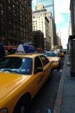 Típica de taxis en NYC