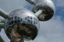 El Atomium de Bruselas I