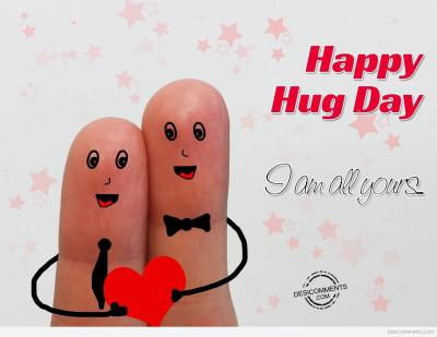 Hug Day Pictures, Images, Graphics for Facebook, Whatsapp