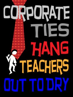 education, corporations,teachers