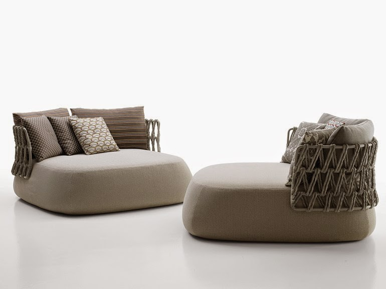 Fat Sofa - B&B italia - Designaresse