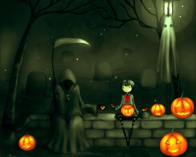 Free Scary Halloween Backgrounds & Wallpaper Collection 2014 – Designbolts