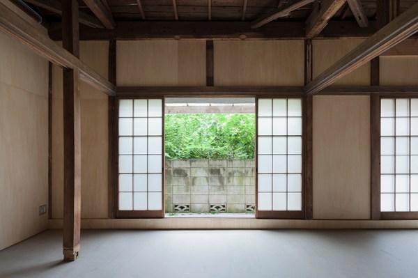 House in Bandoubashi, Yokohama