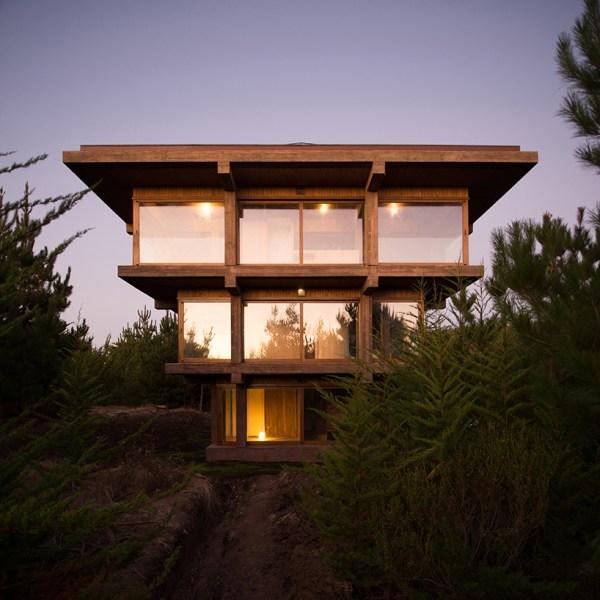 Nida House, Chile
