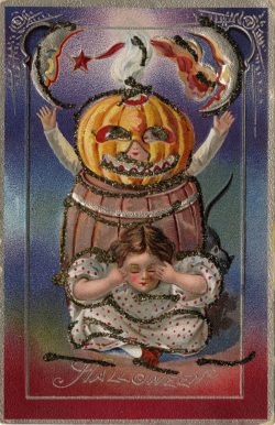 Small Of Vintage Halloween Cards