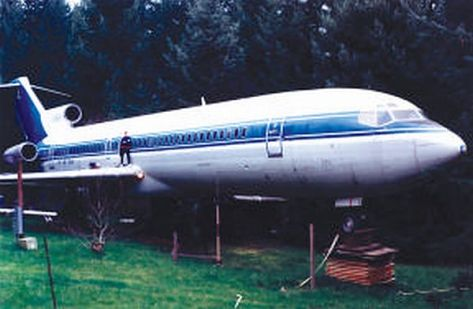 Airplane Homes
