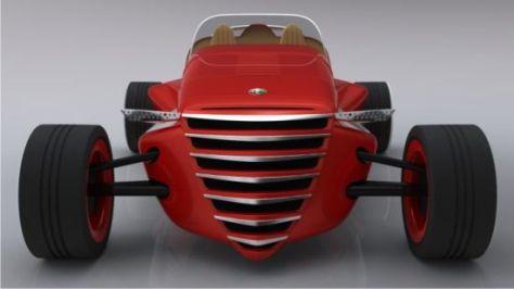 alfa 308 speedster concept 05