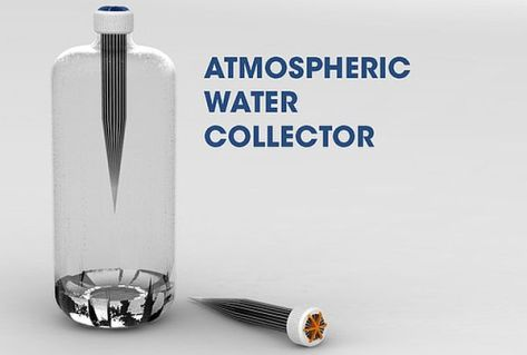 Atmospheric Water Collector